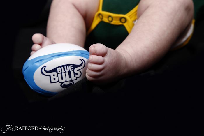 Pretoria Baby photograph by JC Crafford Photography