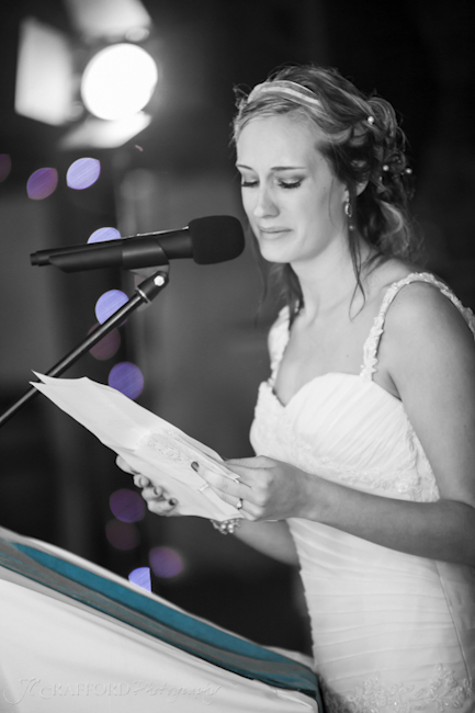 Wedding speech builder