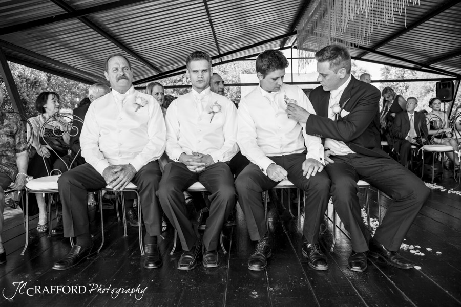 Red Ivory wedding photographer JC Crafford