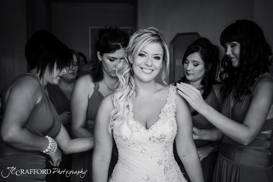 Glenburn Lodge wedding photographer JC Crafford