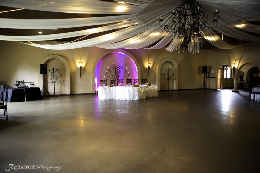 Lene Llewelyns Wedding At LAquila In Pretoria JC Crafford