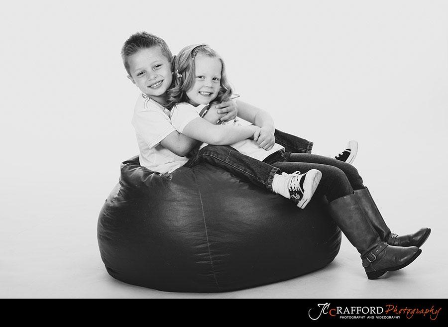 family photo shoot in Pretoria