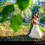 Sarel & Sancia got married at the beautiful Monaghan farm in Lanseria