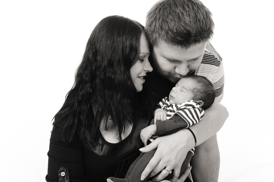 Newborn baby shoot by JC Crafford