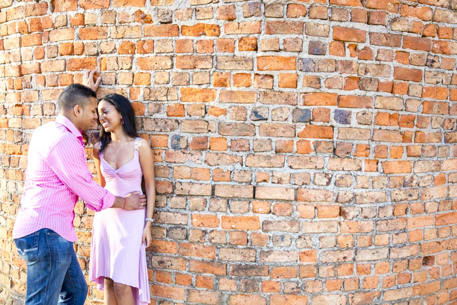 Pretoria engagement shoot by JC Crafford Photography