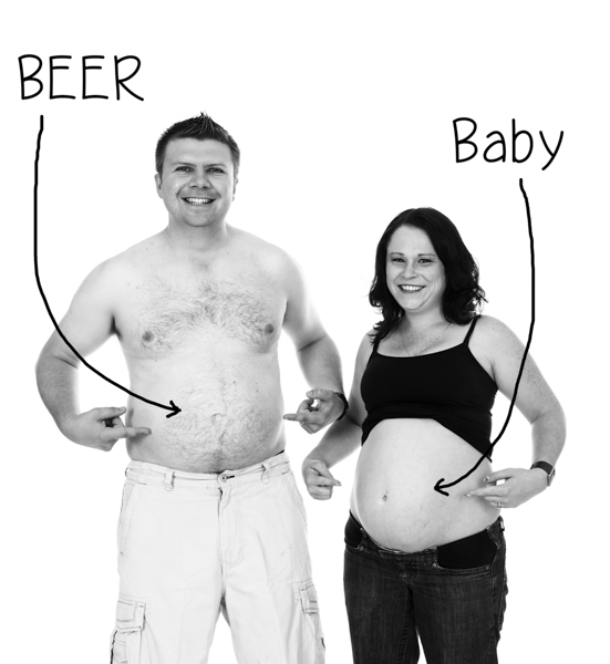 Pregnancy photo shoot in Pretoria by JC Crafford
