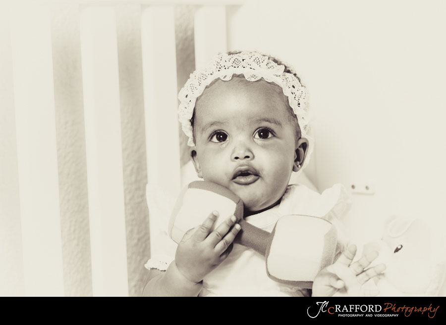 Baby photoshoot in Midrand by JC Crafford