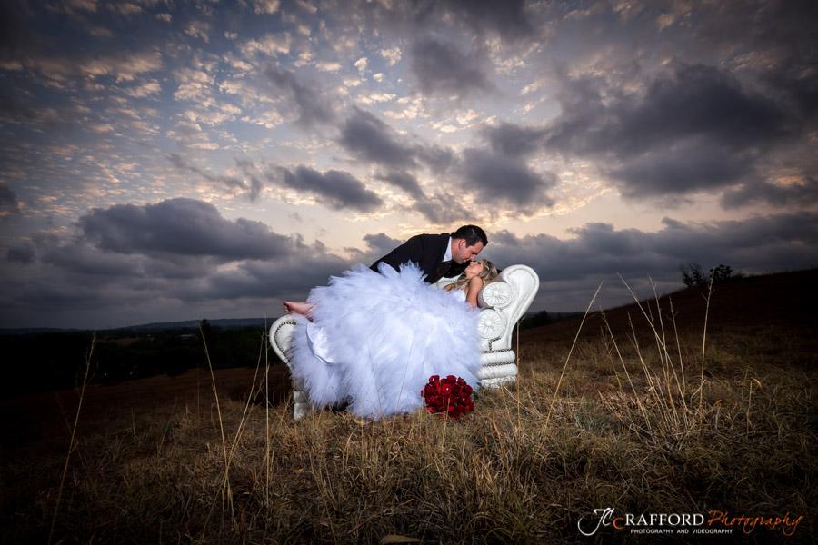 JC Crafford wedding photography at Gecko Ridge