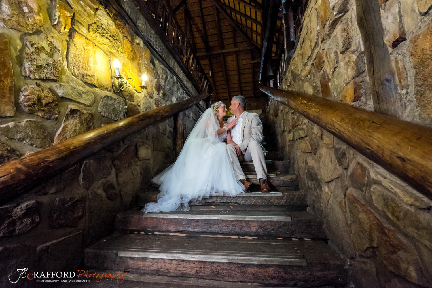 JC Crafford wedding photography at Farm Inn in Pretoria