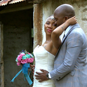Lebogang wedding