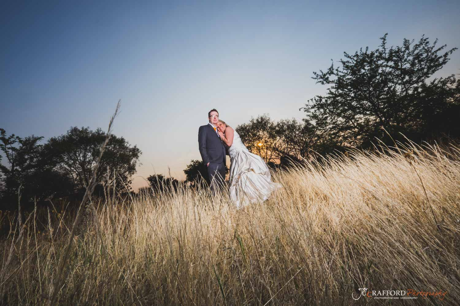 JC Crafford wedding photography at Zambezi Point in Pretoria - ZT