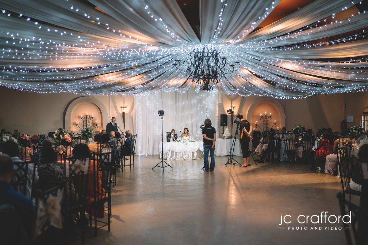Thabo Mendas Wedding At LAquila JC Crafford Photo And Video