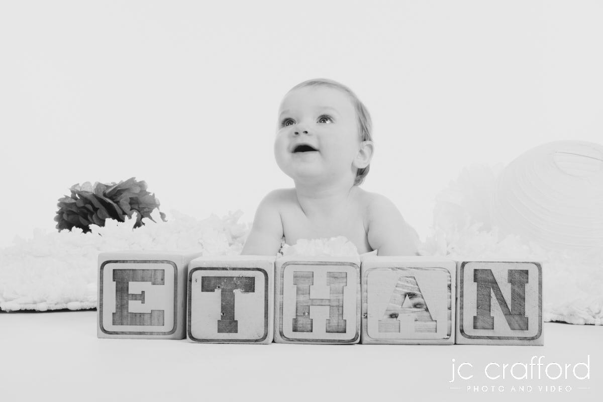 baby photo shoot in Pretoria