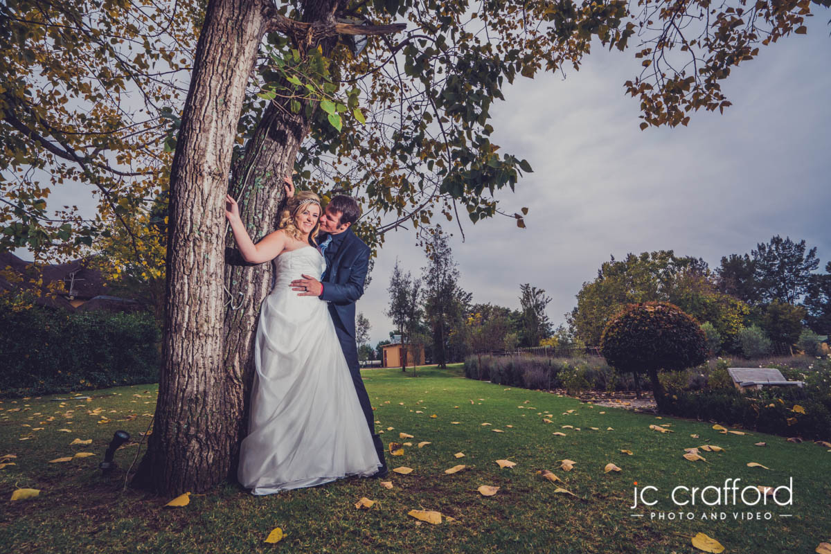 JC Crafford Photo & Video wedding at Valverde in Muldersdrift LN
