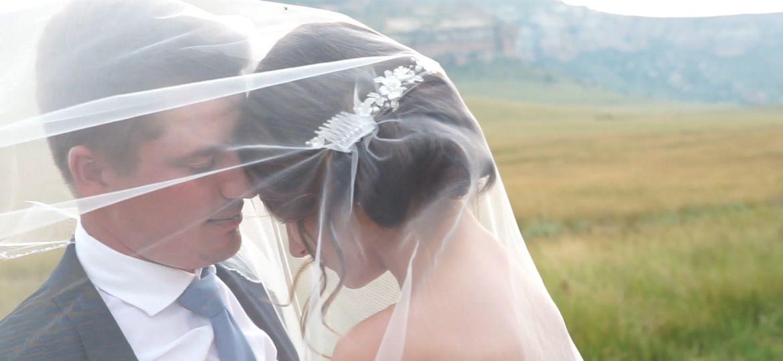 Bertus and Zeldine Witkoppen Wedding Videographer