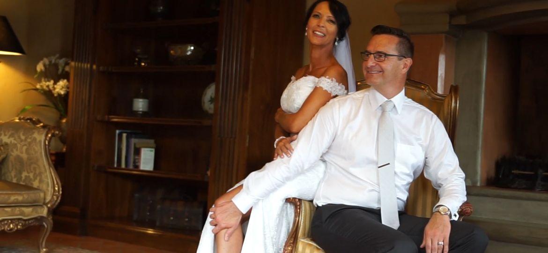 Louis and Irene Castello Di Monte Wedding