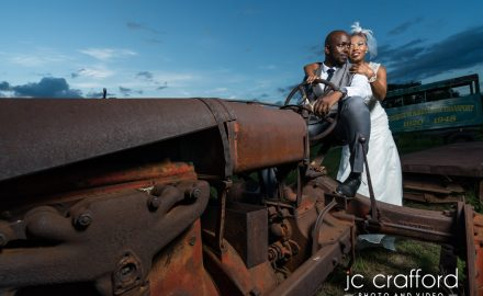 JC Crafford Photo and Video wedding photography at Zambezi Point LM