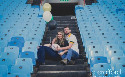 Pre wedding photo shoot at Loftus Versfeld