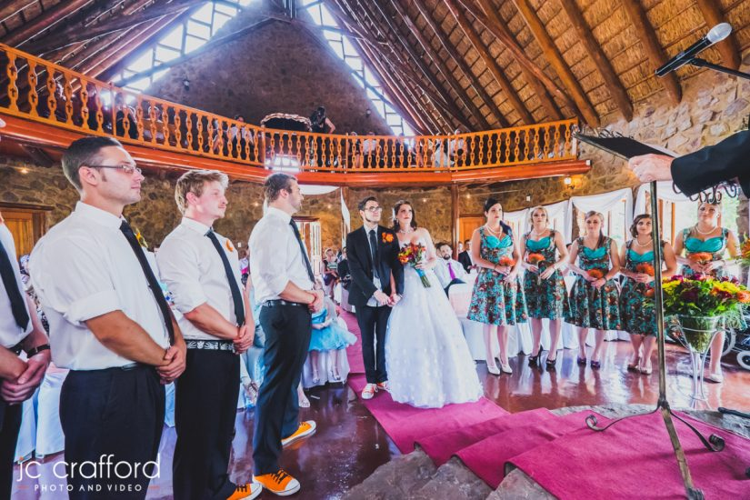 Zambezi Point Wedding Photography and Photographer