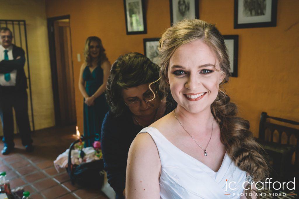 JC Crafford Photo & Video wedding Photography at Die Boskapel in Pretoria