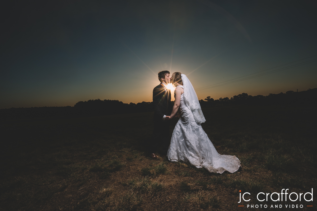 JC Crafford Photo & Video wedding Photography at Die Boskapel in Pretoria
