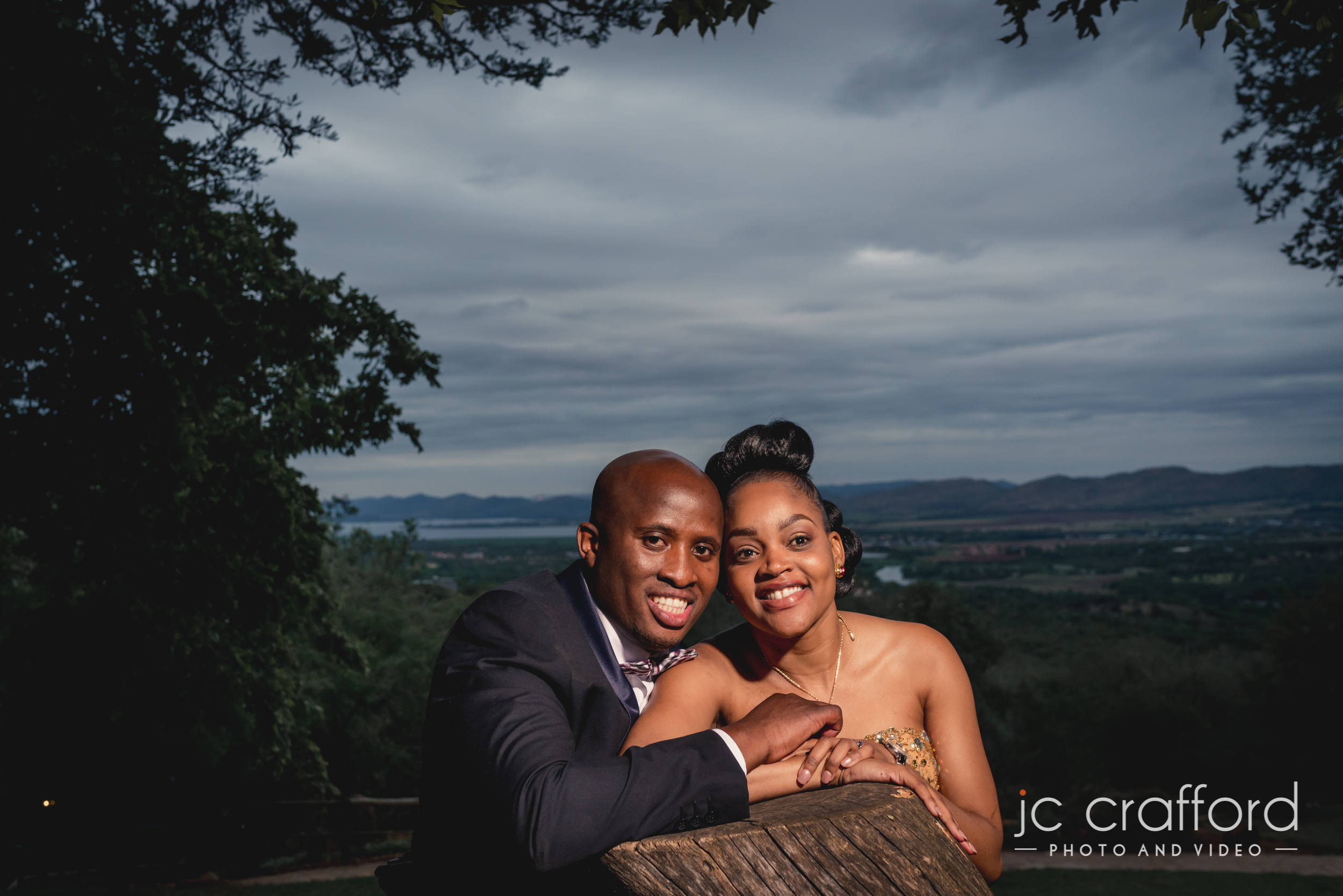 JC Crafford Photo and Video wedding photography at Leopard Lodge in Hartbeespoort KL