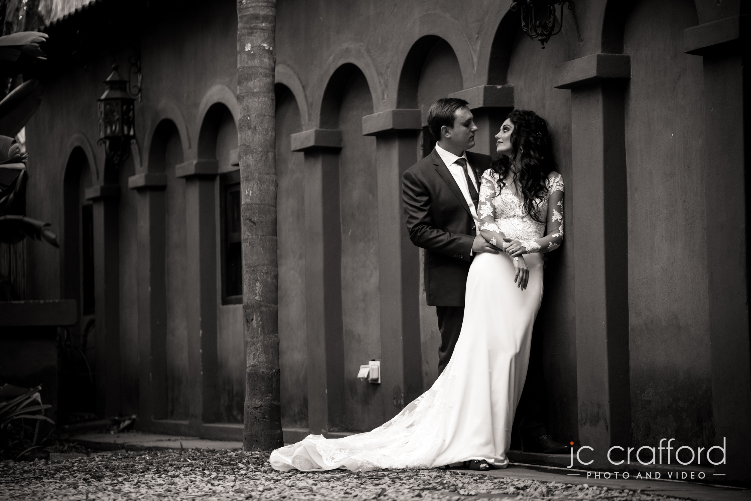 JC Crafford Photo and Video wedding photography at L'Aquila in Pretoria MS