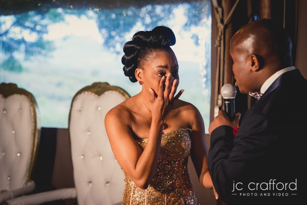 JC Crafford Photo and Video wedding photography at Leopard Lodge in Hartebeespoort KL