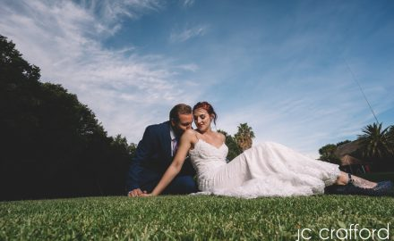 JC Crafford Photo and Video wedding photography at Makiti in Krugersdorp