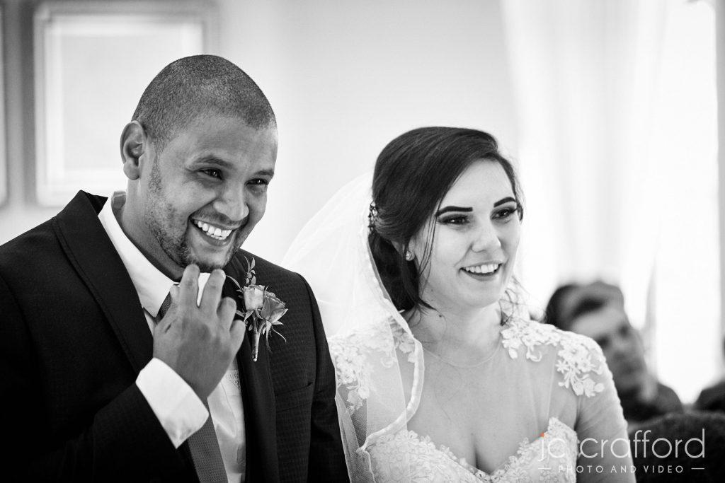 JC Crafford Photo & Video wedding Photography at Chez Charlene