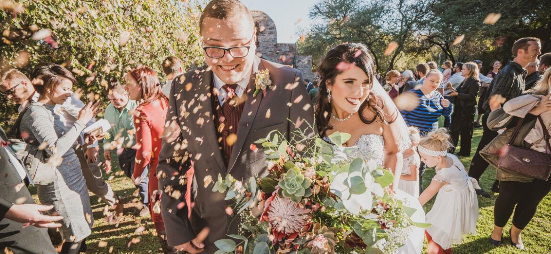 JC Crafford Photo & Video wedding photography ar Raloka ranch outside Brits CJ