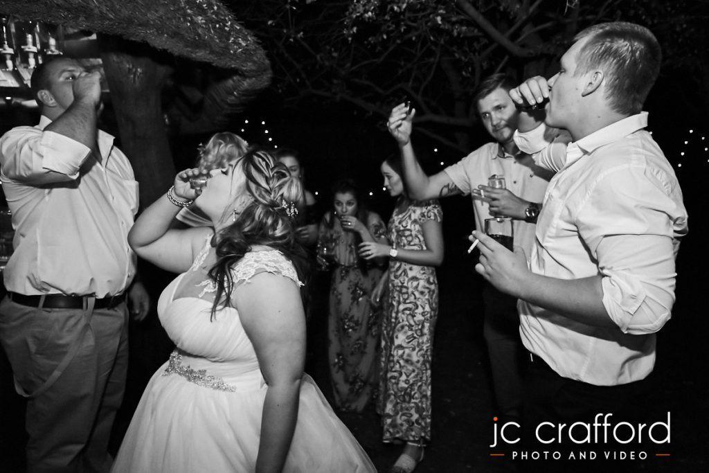 JC Crafford Photo and Video wedding photography at Zambezi Point RM