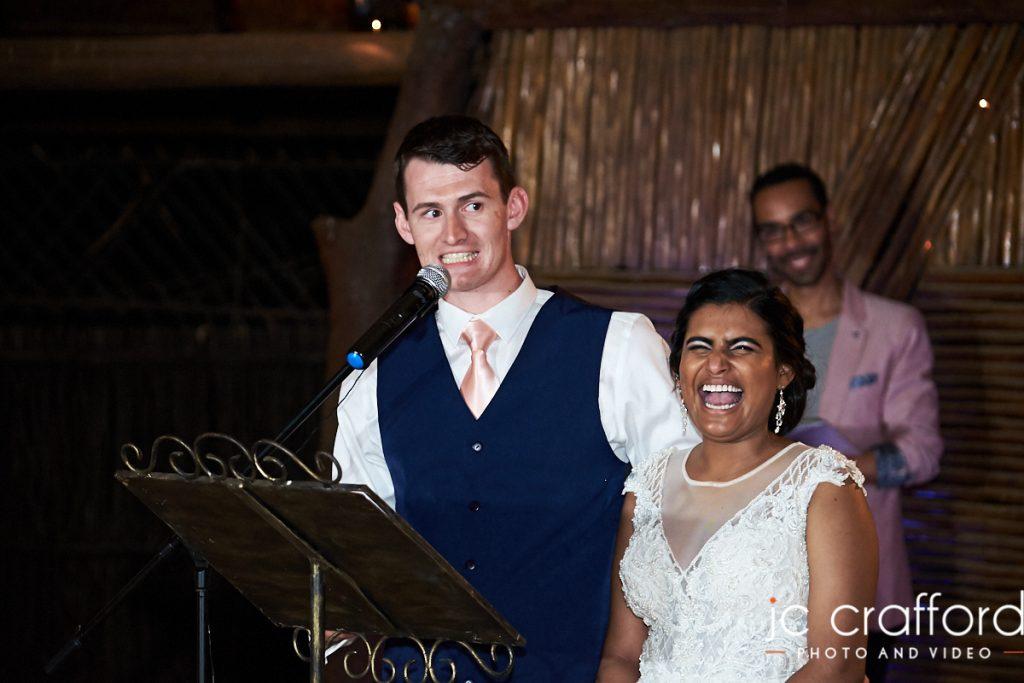 JC Crafford Photo and Video Wedding at Zambezi Point