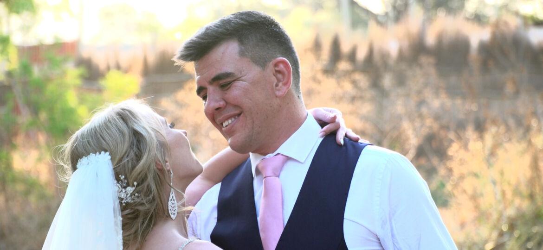 Riverside Castle Wedding Video Jaco and Melissa