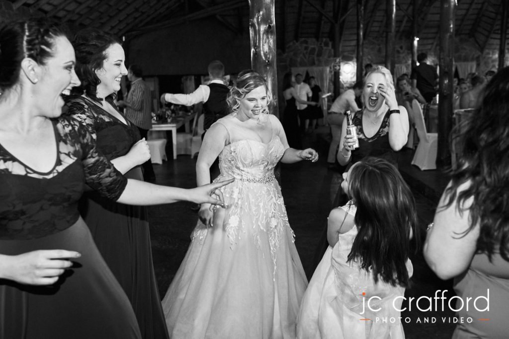 JC Crafford Photo and Video wedding photography at The Farm Inn RJ