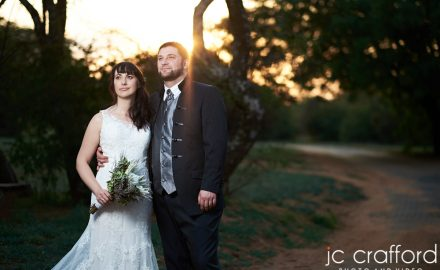 JC Crafford photo and video Pretoria Botanical Gardens Wedding