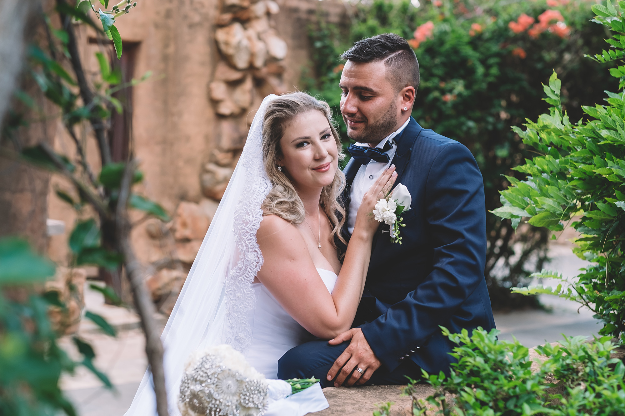 JC Crafford photo and video Diep in die berg Wedding