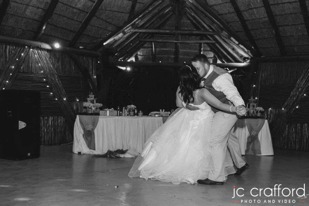 JC Crafford photo and video Zambezi Point Wedding