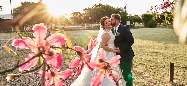 JC Crafford Photo and Video wedding photography at Zambezi Point in Pretoria HS