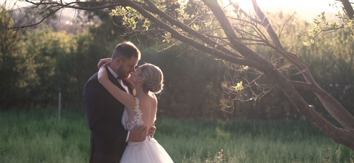 Cradle Valley Wedding Videographer