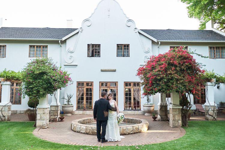 La Chateau Guesthouse Wedding Photographer
