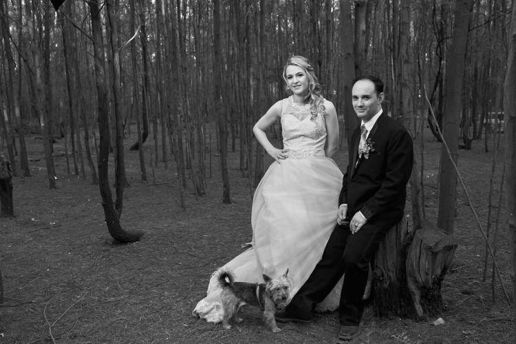 Die Boskapel Wedding Photographer