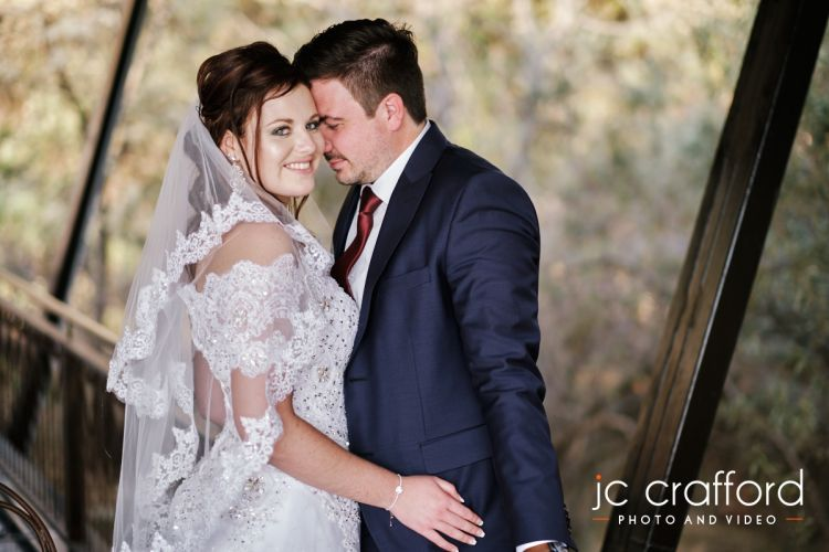 JCCrafford Photo & Video Wedding Photography Red Ivory WC 4091