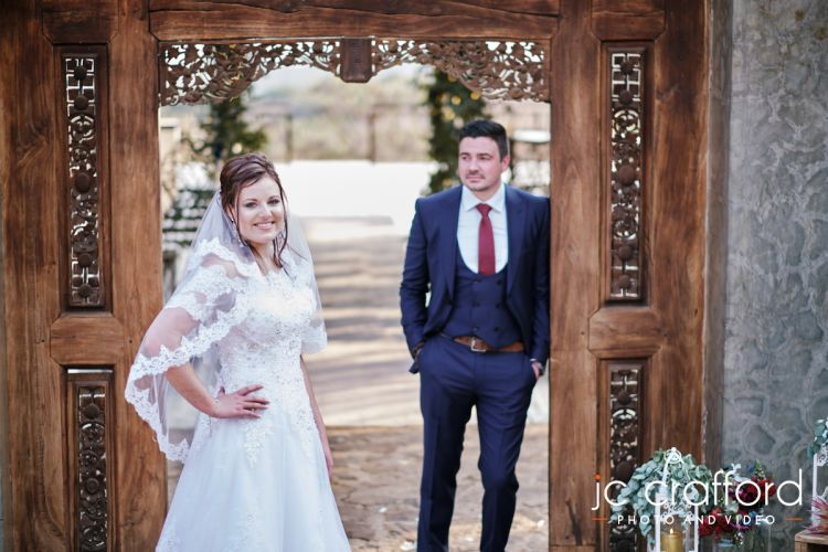JCCrafford Photo & Video Wedding Photography Red Ivory WC 4093