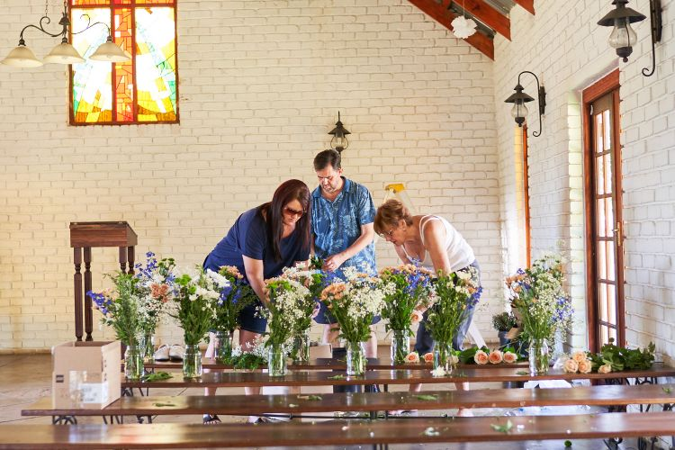 JC Crafford Photo and Video wedding Photography at Bronberg restaurant in Pretoria JS
