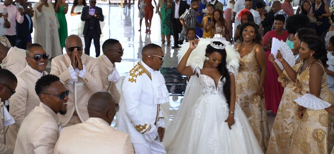 The Seasons Mafikeng Wedding Videographer