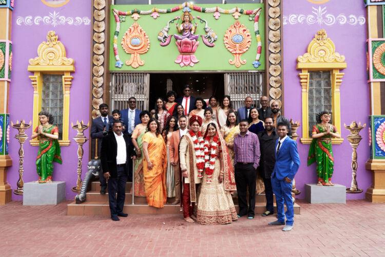 Traditional Indian Wedding: