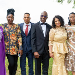 Martina Chukwuu Family photo Shoot