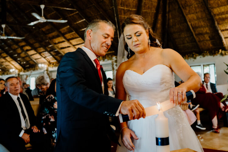 JC Crafford wedding photography at Makiti