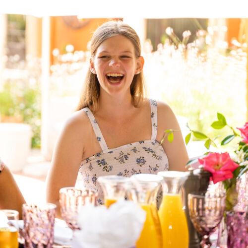 21st Birthday party photo shoot